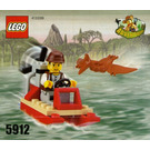 LEGO Mike's Swamp Boat Set 5912