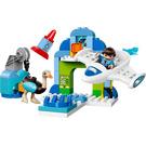 LEGO Miles' Stellosphere Hangar Set 10826