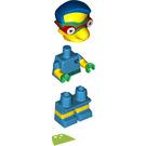 LEGO Milhouse as Fallout Boy Minifigure