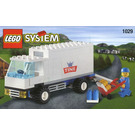 LEGO Milk Delivery Truck Set 1029