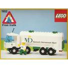 LEGO Milk Truck Set 1952 Packaging
