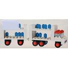 LEGO Milk Truck with Trailer Set 645-2