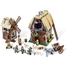 LEGO Mill Village Raid Set 7189