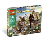LEGO Mill Village Raid Set 7189 Packaging