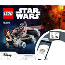 LEGO Millennium Falcon Microfighter Set 75295 Instructions