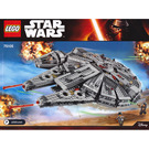 LEGO Millennium Falcon Set 75105 Instructions