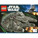 LEGO Millennium Falcon Set 7965 Instructions