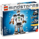 LEGO Mindstorms NXT 2.0 Set 8547 Packaging