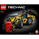 LEGO Mine Loader Set 42049 Instructions
