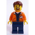 LEGO Mine Worker Minifigure