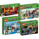 LEGO Minecraft Collection Set 5004818