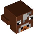 LEGO Minecraft Cow Head (20056 / 28286)