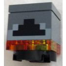 LEGO Minecraft Furnace