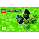 LEGO Minecraft Micro World: The Forest Set 21102 Instructions