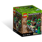 LEGO Minecraft Micro World: The Forest Set 21102 Packaging
