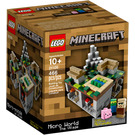 LEGO Minecraft Micro World: The Village Set 21105 Packaging