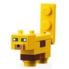 LEGO Minecraft Ocelot Minifigure
