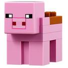 LEGO Minecraft Pig Minifigure