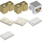 LEGO Minecraft Sheep