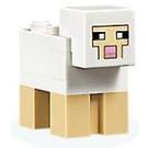 LEGO Minecraft Sheep Minifigure