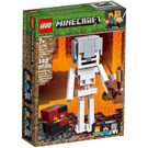 LEGO Minecraft Skeleton BigFig with Magma Cube Set 21150 Packaging