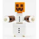 LEGO Minecraft Snow Golem