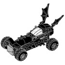 LEGO Mini Batmobile Set MINIBATMOBILE