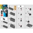 LEGO Mini Boost Droid Commander Set 75522 Instructions