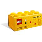 LEGO Mini Box (Yellow) (5004266)