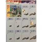 LEGO Mini Castle Magazine Gift Set 11940 Instructions