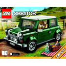 LEGO MINI Cooper MK VII Set 10242 Instructions