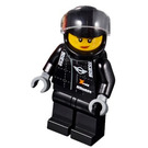 LEGO Mini Driver Minifigure