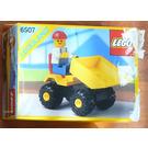 LEGO Mini Dumper Set 6507 Packaging