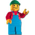 LEGO Mini-Figure Set 3723