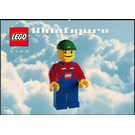 LEGO Mini-Figure Set 3723 Instructions