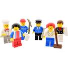 LEGO Mini-Figure Set 6302
