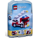 LEGO Mini Fire Truck Set 6911 Packaging