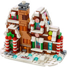 LEGO Mini Gingerbread House Set 40337