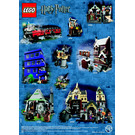 LEGO Mini Harry Potter Knight Bus Set 4695 Instructions