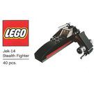 LEGO Mini Jek-14 Stealth Fighter Set TRU03