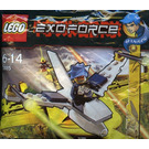 LEGO Mini Jet Fighter Set 3885