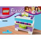 LEGO Mini Keepsake Box Set 40266 Instructions