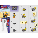 LEGO Mini Master-Building Emmet Set 30529 Instructions