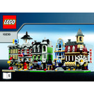 LEGO Mini Modulars Set 10230 Instructions