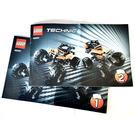 LEGO Mini Off-Roader Set 42001 Instructions