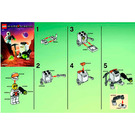LEGO Mini Robot Set 5616 Instructions