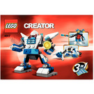 LEGO Mini Robots Set 4917 Instructions