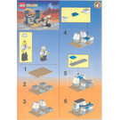 LEGO Mini Rocket Launcher Set 6452 Instructions