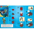 LEGO Mini Sub Set 30042 Instructions
