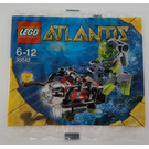 LEGO Mini Sub Set 30042 Packaging